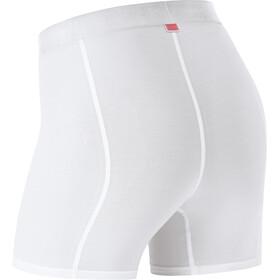 GORE RUNNING WEAR Essential Base Layer Boxershorts Herren white